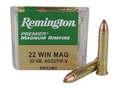 Remington .22WMR AccuTip-V 33gr -  - 047700008400 - 1