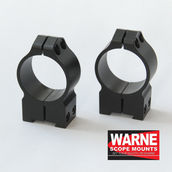 Warne Maxima 30mm Bruno/CZ 527 -  - 656813011490 - 1