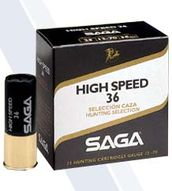 Saga High Speed 36g 12/70 25kpl - Haulikon Patruunat - SAGAHIGHSPEED300 - 1