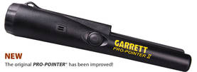 Garrett Pro Pointer II metallinpaljastin -  - GARRETTProPointer2 - 1