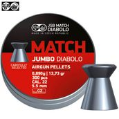 JSB Diabolo Jumbo Match 5,50mm 0,89g -  - 8594180450424 - 1