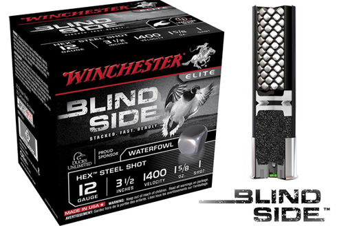 Winchester Steel Blind Side 12/89 46g -  - 020892020443 - 1