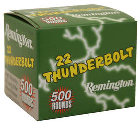 Remington Thunderbolt .22LR 2,6g -  - 047700481906 - 2