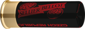Sellier&Bellot Red and Black 12/70 35,4g -  - 8590690154258 - 1