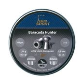 H&N Baracuda Hunter 5,50mm 1,18g -  - 4047058015095 - 1