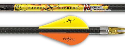 Carbon Express Mayhem Hunter 6kpl - Taljajousiin - 044734971755 - 1