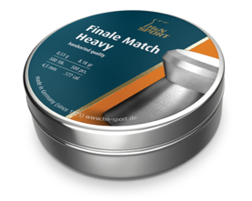 H&N Finale Match Heavy 0,53g 4,50mm -  - 4047058019246 - 1