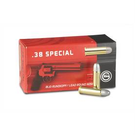 Geco LRN .38 Special 10,2g -  - 4000294177187 - 1