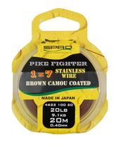 SPRO Pike Fighter Stainless Wire 1x7 -  - 8716851147338 - 1