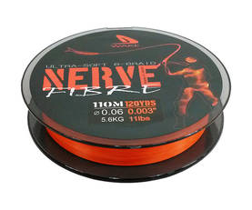 Wake Nerve 8-Braid Ultra Soft Fibre 110m -  - 6430024935219 - 1