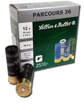 Sellier & Bellot Parcours 36g 12/70 -  - 8590690017539 - 1