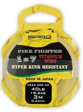 SPRO Pike Fighter Titanium Wire 1x7 -  - 8716851147369 - 1