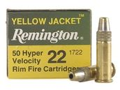 Remington Yellow Jacket HP.22LR 457m/s -  - 047700000909 - 1