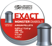 JSB Exact Monster 4,52mm -  - 164155 - 1